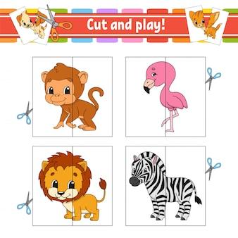 Onderwijs ontwikkelt werkblad. activiteitspagina. spel voor kinderen.