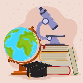 Onderwijs school accessoires