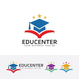 Onderwijscentrum logo sjabloon