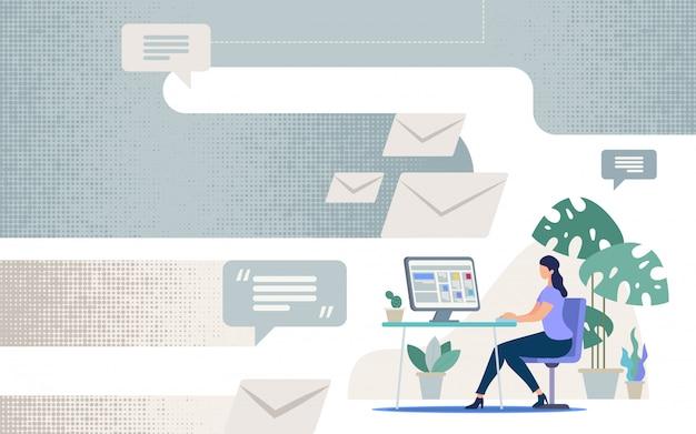 Online communicatie in het bedrijfsleven
