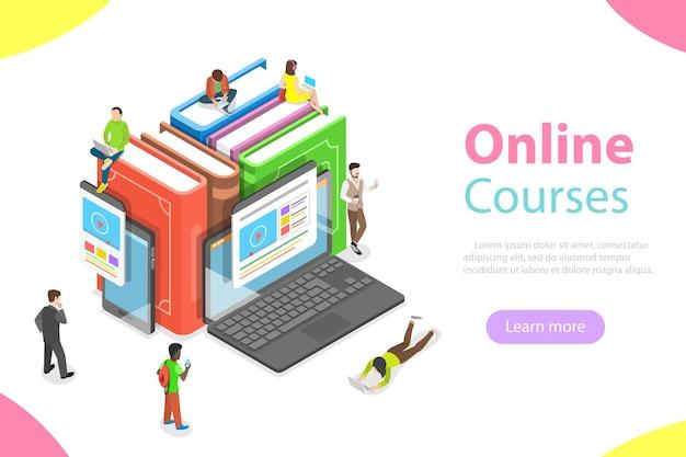 Online cursussen, onderwijs, e-learning, webinar, training