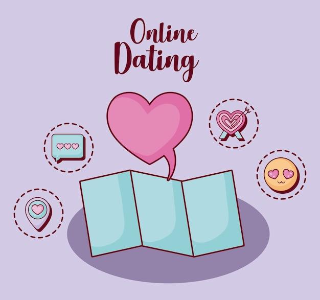 Online datingontwerp