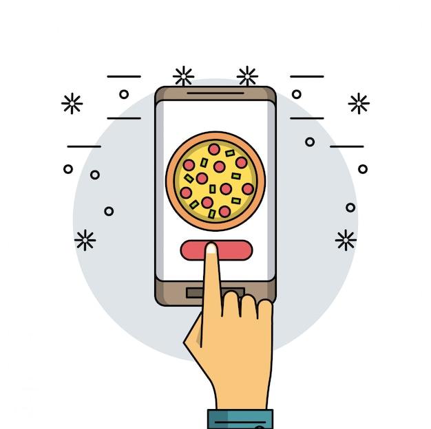 Online eten bestellen