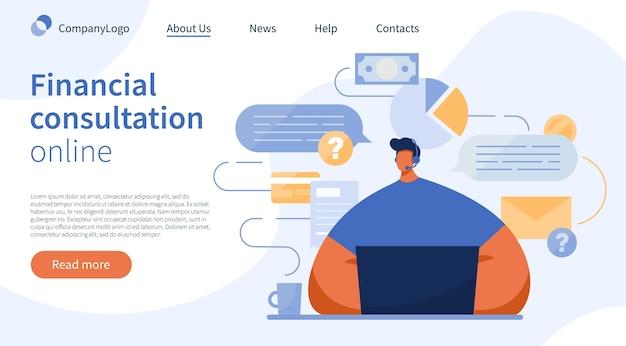 Online financieel adviseur