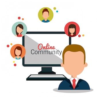 Online gemeenschap