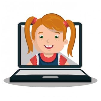 Online kinderontwerp