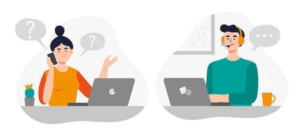 Online klantenservice