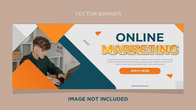 Online marketingbanner