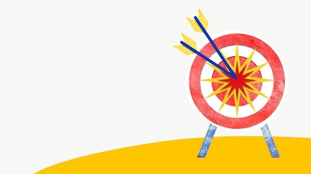 Online netwerken handdruk achtergrond vector marketing geremixte media