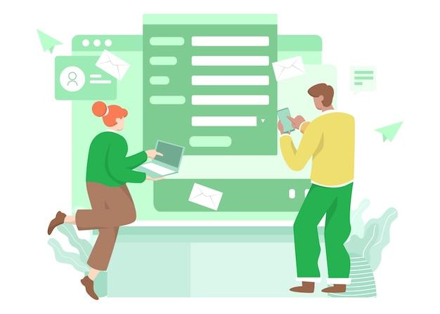 Online persoonlijk id-formulier invullen