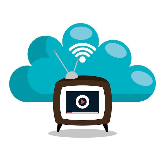 Online televisie