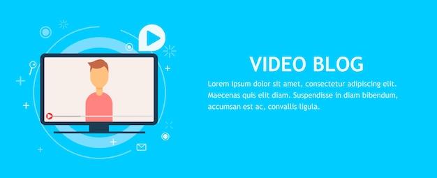 Online videochat met de mens