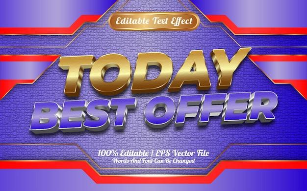 Online winkel vandaag beste aanbieding bewerkbare teksteffect sjabloonstijl speciaal gelukkig nieuwjaar 2022