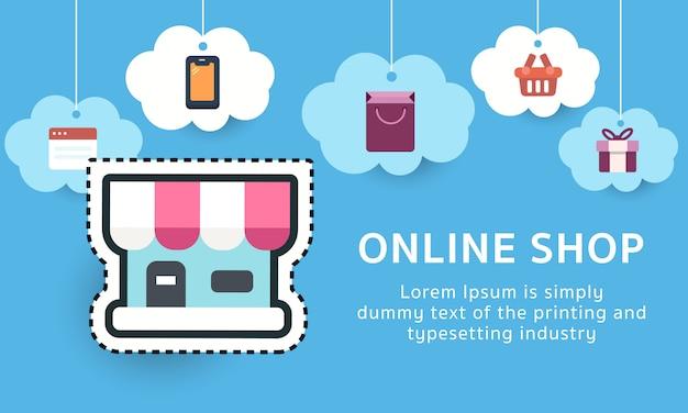 Online winkel