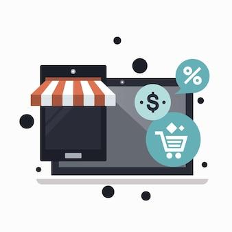 Online winkelen en betalen