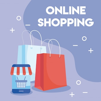 Online winkelen en e-commerce