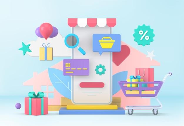 Online winkelen met bonusgeschenken