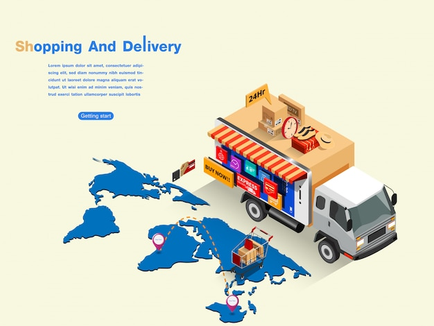 Online winkelen