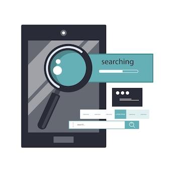 Onpage-optimalisatie en zoekmachineoptimalisatie