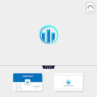 Onroerend goed logo sjabloon vectorillustratie