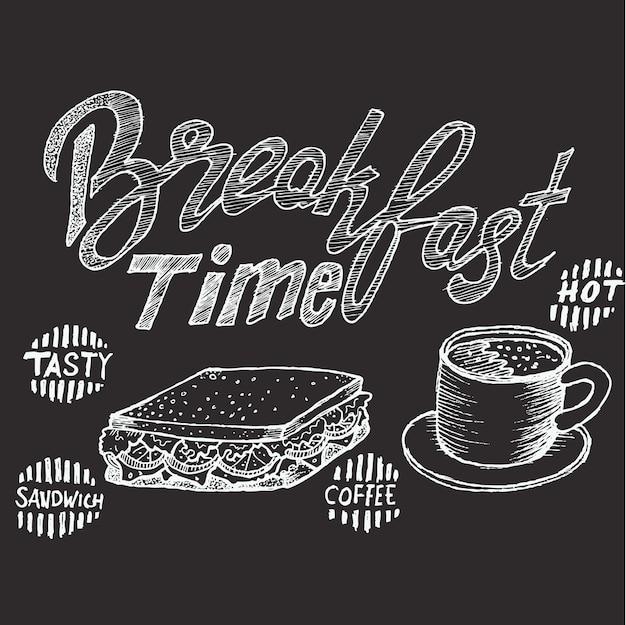 Ontbijt tijd,