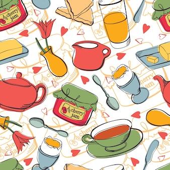 Ontbijtpatroon