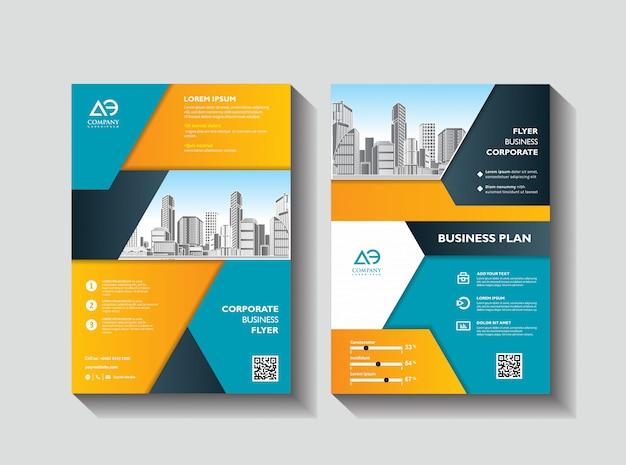 Ontwerp cover boek brochure lay-out flyer poster achtergrond jaarverslag