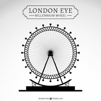 Ontwerp london eye