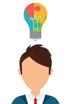Ontwerp van bedrijfsoplossingen.