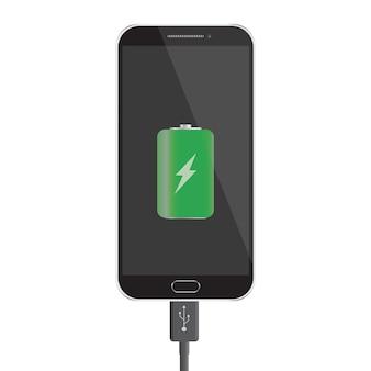 Ontwerp van de batterij van de smartphone