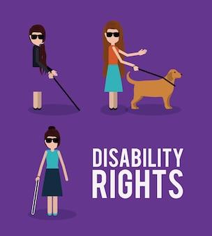 Ontwerp van gehandicaptenrechten