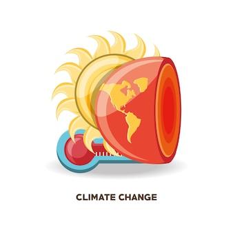 Ontwerp van klimaatverandering