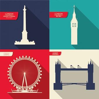 Ontwerp van londense monumenten