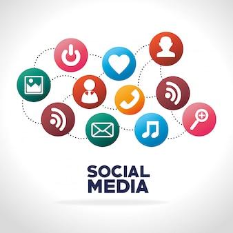 Ontwerp van sociale media