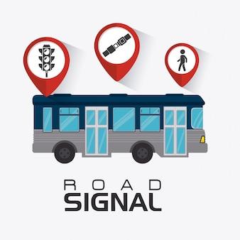 Ontwerp van transport, verkeer en voertuigen