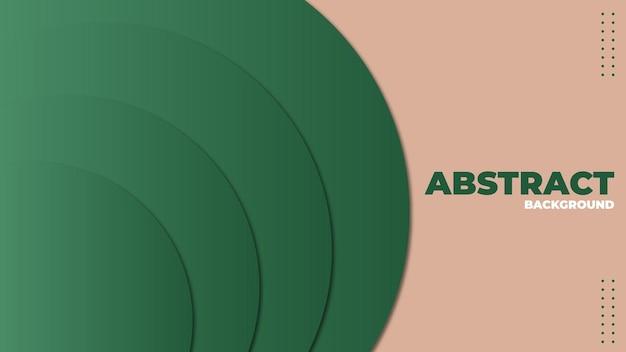 Ontwerpsjabloon voor abstracte achtergrond