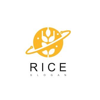Ontwerpsjabloon voor cirkelrace-logo