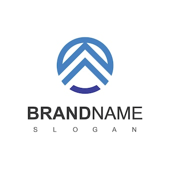 Ontwerpsjabloon voor onroerend goed logo. dakbedekking logo vector.