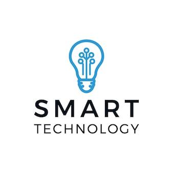Ontwerpsjabloon voor slimme technologie