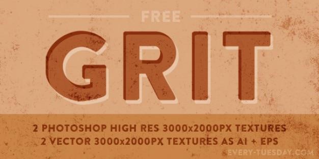Ontzagwekkende gritty texturen collectie