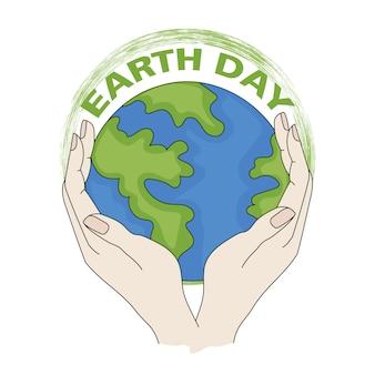 Onze aarde planeet ecologisch probleem