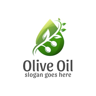 Oolive olie logo
