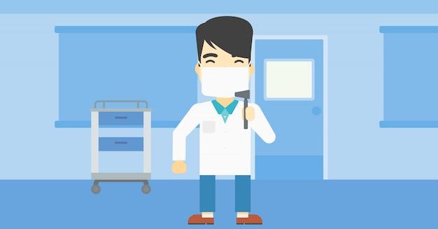 Oor neus keel dokter