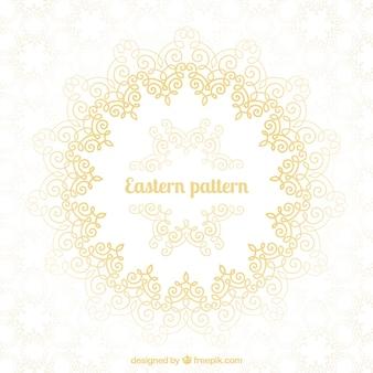 Oost-patroon ontwerp