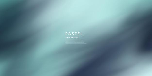 Op een helderblauwe achtergrond met een saai blauw verloop. gebruik donker pastelzwart om abstracte schilderijen te maken.