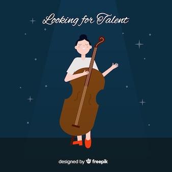 Op zoek naar talent