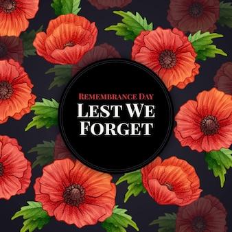 Opdat we de zin over rode bloemen niet vergeten