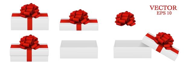 Open en gesloten geschenken