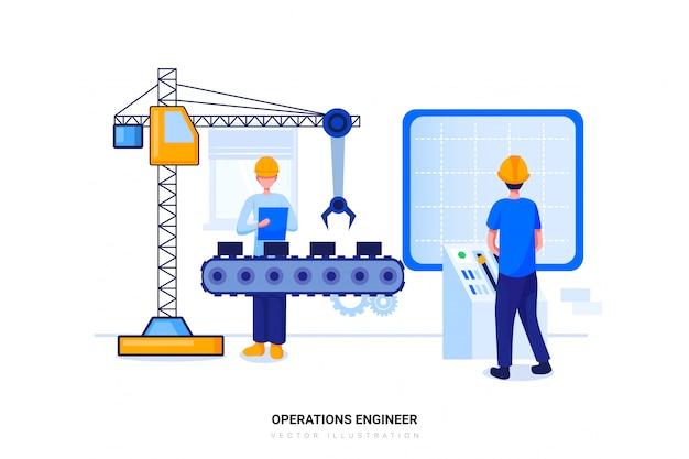 Operationele ingenieur