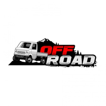 Ophalen off-road logo